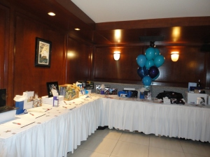 Silent Auction Table #1